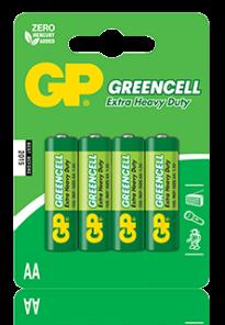 Baterie GP Greencell  AA