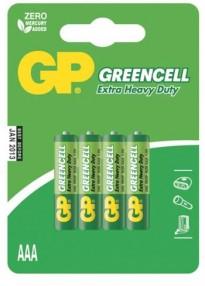 Baterie GP Greencell AAA